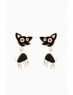 Earrings Cherie - Elisabetta Franchi - OR24B92E2
