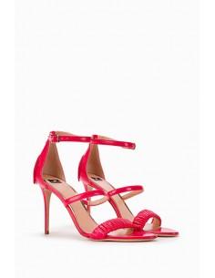 Sandal with heart - Elisabetta Franchi - SA05L91E2