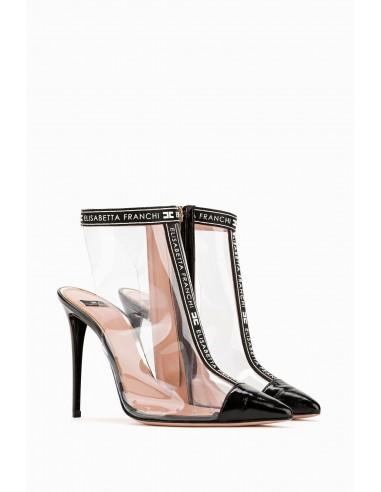 PVC ankle boot - Elisabetta Franchi - SA16L91E2