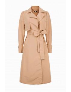 Dustcoat with belt - Elisabetta Franchi - SP05H91E2