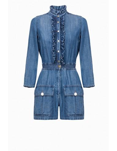 Jeans Jumpsuit - Elisabetta franchi - TJ01D91E2