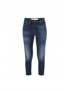 Elisabetta Franchi Jeans with Chain - pj17j76e2_139