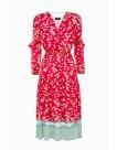 Elisabetta Franchi Jurk met macaron print | Online kopen - AB82292E2