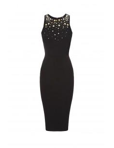 Case dress with stars - Elisabetta Franchi