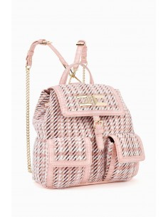 Elisabetta Franchi Backpack with Logo Buy online - BS25A96E2