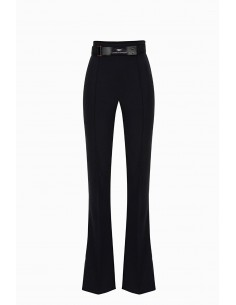 Elisabetta Franchi broek met riem kopen online - PA32696E2