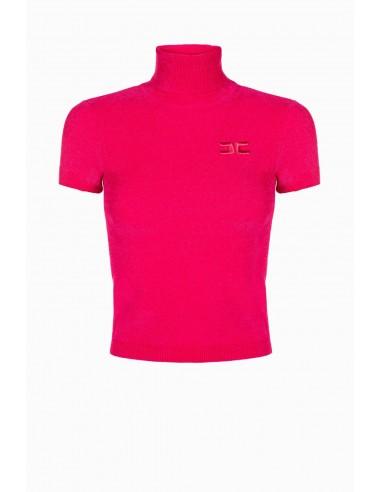 Elisabetta Franchi Jersey Pullover Online Buy - MK50S96E2