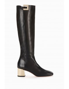 Elisabetta Franchi Boots with square heel Buy online - SA41L97E2