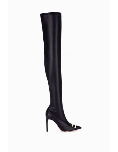 Elisabetta Franchi Overknee Boots Buy Online - SA46L97E2