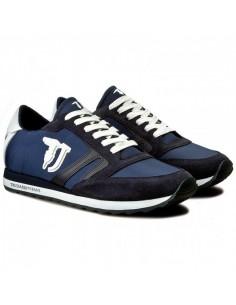 Trussardi Sneaker in Blue