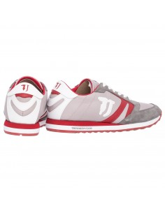 Sneaker Grey/Red - Trussardi
