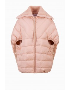 Elisabetta Franchi short quilted coat - buy online - PI12G96E2