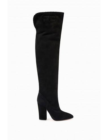 Elisabetta Franchi Boots mit Logo - online kaufen - SA01R96E2