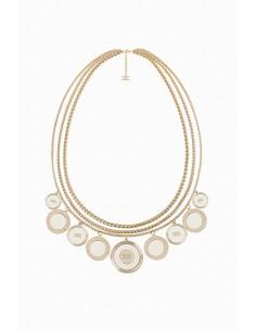 Elisabetta Franchi Charms Collier - boutique en ligne - CO17B97E2