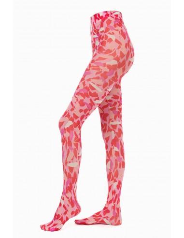 Elisabetta Franchi Collants avec impression maculée - boutique en ligne - CZ03M97E2
