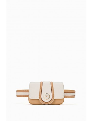 Elisabetta Franchi Two-coloured belt bag - altamoda.shop - BM05A97E2