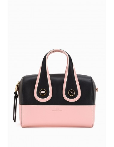 Elisabetta Franchi Two-coloured Bauletto bag - altamoda.shop - BS35A97E2