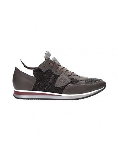 Philippe Model Sneaker Cinza