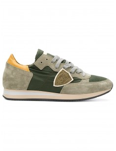Sporty Sneaker Green - Philippe Model