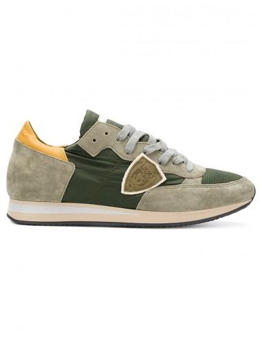Sporty Sneaker Green - Philippe Model