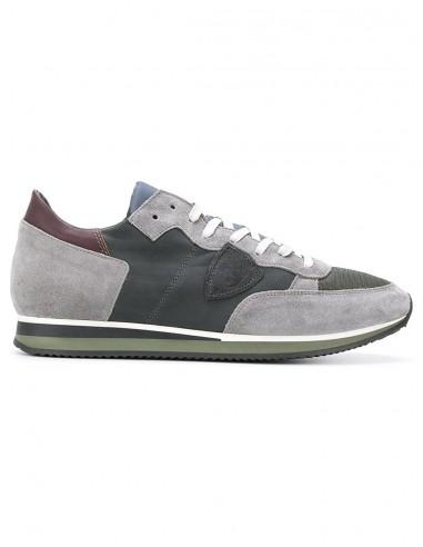 Sneaker Grey / Dark Grey - Philippe Model