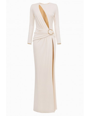 Elisabetta Franchi Long dress - altamoda.shop - AB12198E2