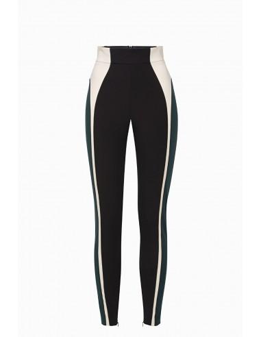 Elisabetta Franchi stretch spodnie - altamoda.shop - PA33297E2