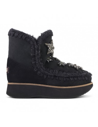 MOU Eskimo Running Boots 18 with Crystal Stars - altamoda.shop