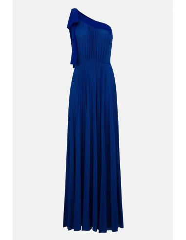 Elisabetta Franchi One-shoulder long dress - altamoda - AB15801E2