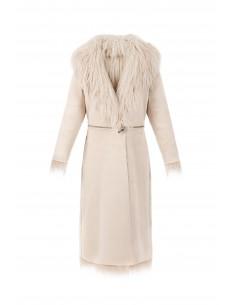 Elisabetta Franchi Coat in...
