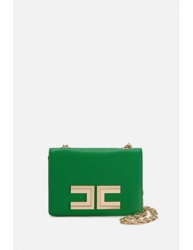 Bolso con logo Elisabetta Franchi - altamoda.shop - BS12A01E2