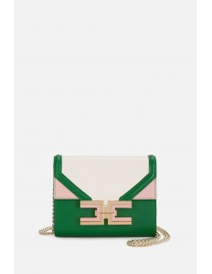 Elisabetta Franchi multicoloured shoulder bag - altamoda.shop - BS26A01E2