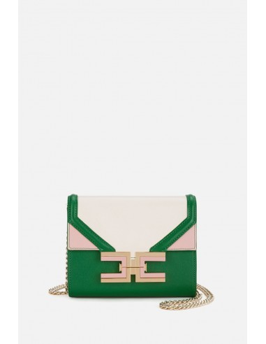 Elisabetta Franchi multicoloured shoulder bag - altamoda.shop - BS26A01E2