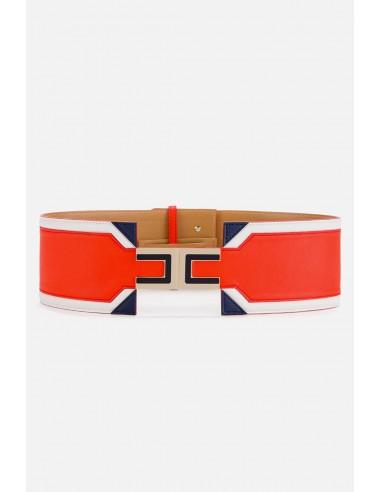 Elisabetta Franchi high waist belt - altamoda.shop - CT08S01E2