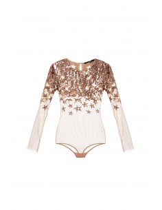 Body with star-shaped sequins - Elisabetta Franchi