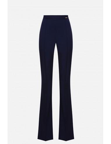 Elisabetta Franchi uitlopende broek - altamoda.shop - PA05601E2