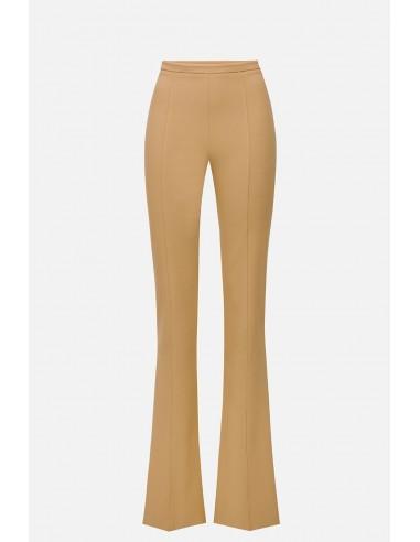 Elisabetta Franchi calças de corte alto - altamoda.shop - PA07101E2