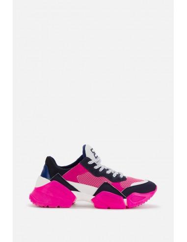 Elisabetta Franchi sneakers com atacadores - altamoda.shop - SA81B01E2