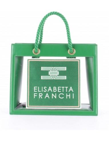 Medium sized bag with PVC inserts