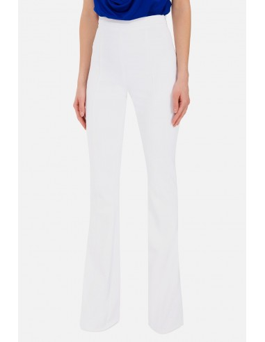 High-cut trousers