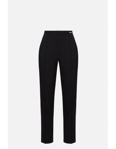 Elisabetta Franchi cigarette pants high cut - altamoda.shop - PA06801E2