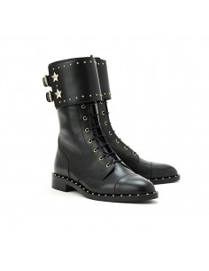 Elisabetta Franchi Leather...