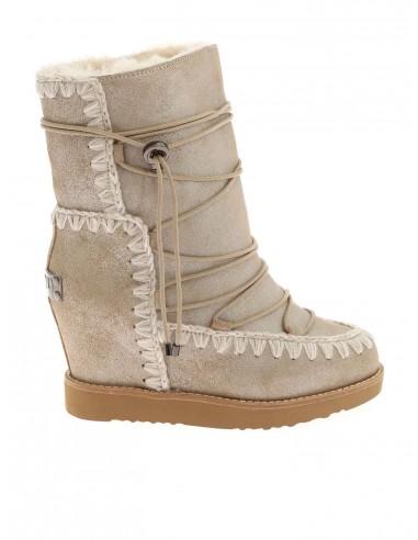 Boot French Toe Eskimo lace-up  - MOU - 8.20_frweskisho_stme