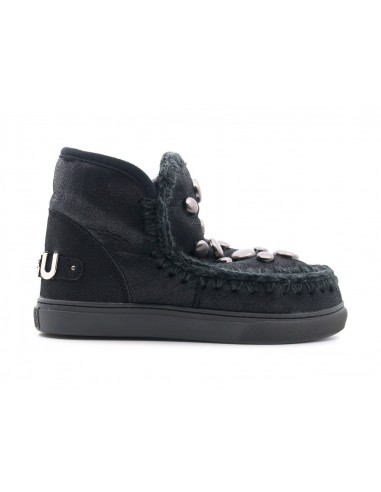 MOU Sneaker Eskimo Black/Grey - altamoda.shop
