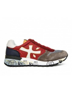 Premiata Sneakers Mick 2339 red/grey
