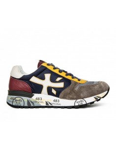 Premiata Sneakers Mick 2338 blue/grey