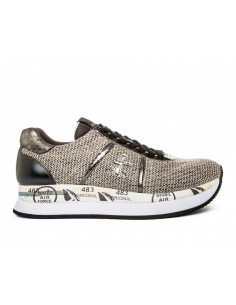 Premiata Sneakers Conny 2596 Gold/Black