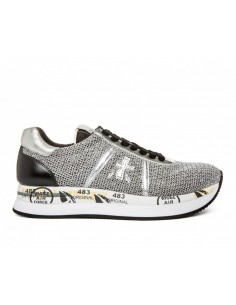 Premiata Sneakers Conny 2595 Silver/Black