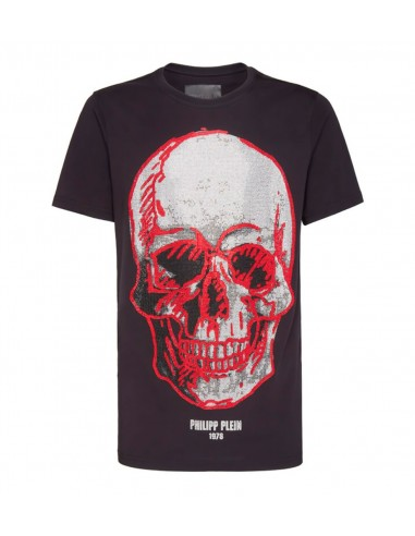 Camiseta Big Skull Philipp Plein - altamoda.shop - A18C MTK2845 PJY002N