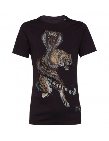 Camiseta de la serpiente y el tigre